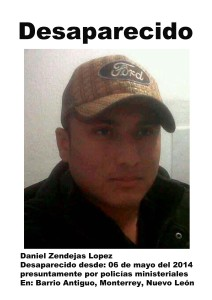 Daniel Zendejas Lopez